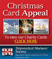 Shipwrecked Mariners Society Christmas Card Appeal